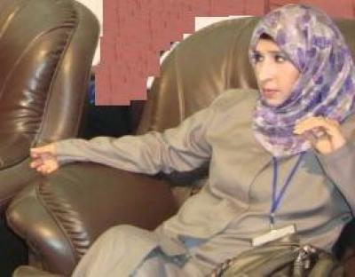 Almotamar Net - Deputy Head of Research and Training Centre at Aden University Dr Huda Ali Alawi has led the Centre's delegation for observation of the presidential and general elections in the Republic of Sudan scheduled to be held on Sunday.